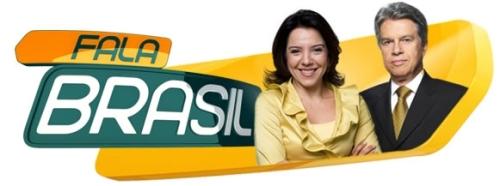 Fala Brasil novo logo