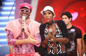 """Rodrigo Faro dança """"Vai Lacrai"""" no O Melhor do Brasil!"""