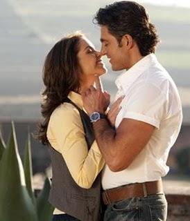 Fernando Colunga e Gabriela Spanic em nova novela no SBT em 2011 ...