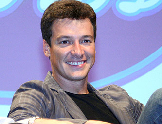Rodrigo Faro aparece menos na TV como garoto - propaganda