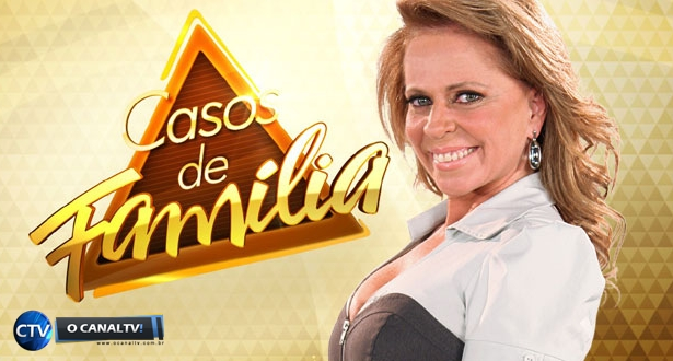 Casos de Família com Cristina Rocha- SBT