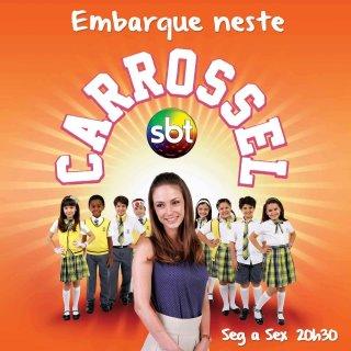 """SBT pode colocar """"Carrossel"""" para enfrentar Fátima Bernardes"""