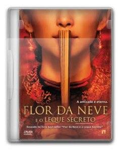 Flor da Neve e o Leque Secreto   DVDRip AVI Dual Áudio + RMVB Dublado
