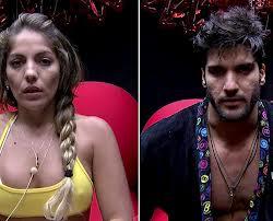 Marcello e Anamara disputam liderança na casa